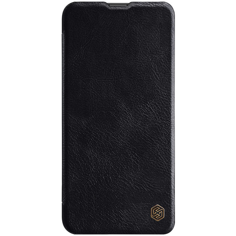 Nillkin Qin flipové pouzdro Xiaomi Mi 10 Youth / Mi 10 Youth 5G / Mi 10 Lite 5G black