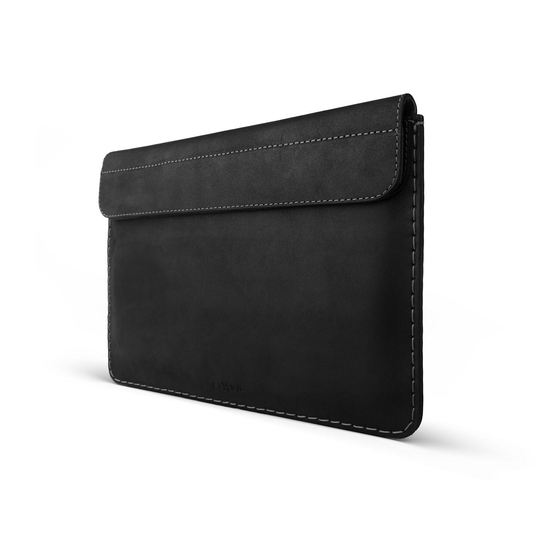 """FIXED Oxford kožené pouzdro na Apple iPad Pro 11"""" 2018/2020 s klávesnicí Magic Keyboard, černé"""