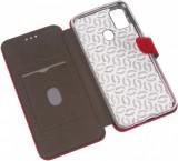 Flipové pouzdro ALIGATOR Magnetto pro Samsung Galaxy M21, červená