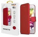 Flipové pouzdro ALIGATOR Magnetto pro Xiaomi Redmi Note 10 lite, červená