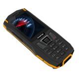 ALIGATOR K50 eXtremo 4G/LTE černo-oranžový
