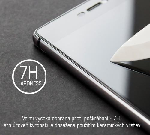 Tvrzené sklo 3mk FlexibleGlass pro Samsung Galaxy A41, transparentní