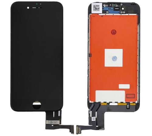 ND Apple iPhone 7 Plus LCD + dotyková jednotka, black/černá (OEM Class A)