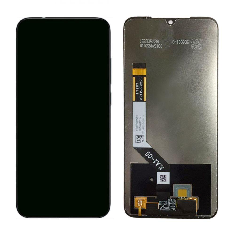LCD + dotyk + přední kryt pro Xiaomi Redmi 8A, black (Service Pack)
