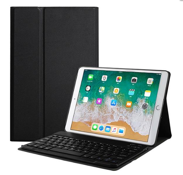 Tactical Flip pouzdro s BT klávesnicí pro Apple iPad 9.7 black