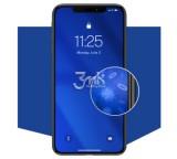 Ochranná antimikrobiální fólie 3mk SilverProtection pro Samsung Galaxy S10