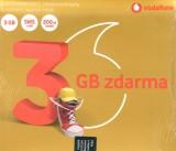 Vodafone - Limitovaná edice předplacené karty s 3GB