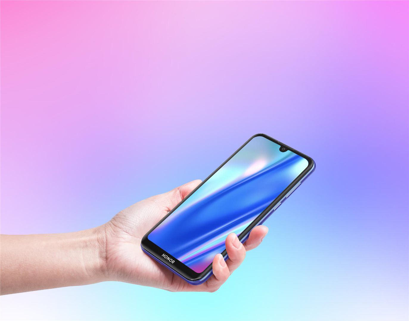 Honor 8S 2020 3GB/64GB modrá
