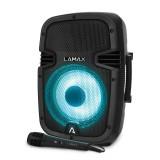 Bezdrátový reproduktor LAMAX PartyBoomBox300 černá