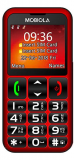 Mobiola MB 700 červená