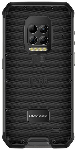 UleFone Armor 9 8GB/128GB černá