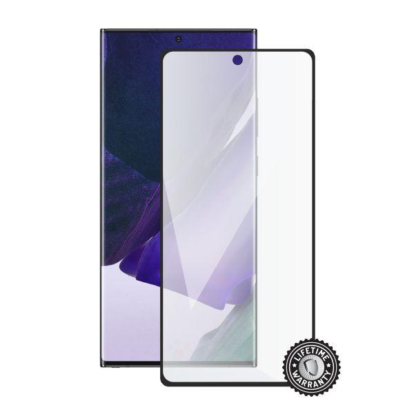 Ochranné sklo Screenshield pre Samsung Galaxy Note 20 5G (full COVER black)