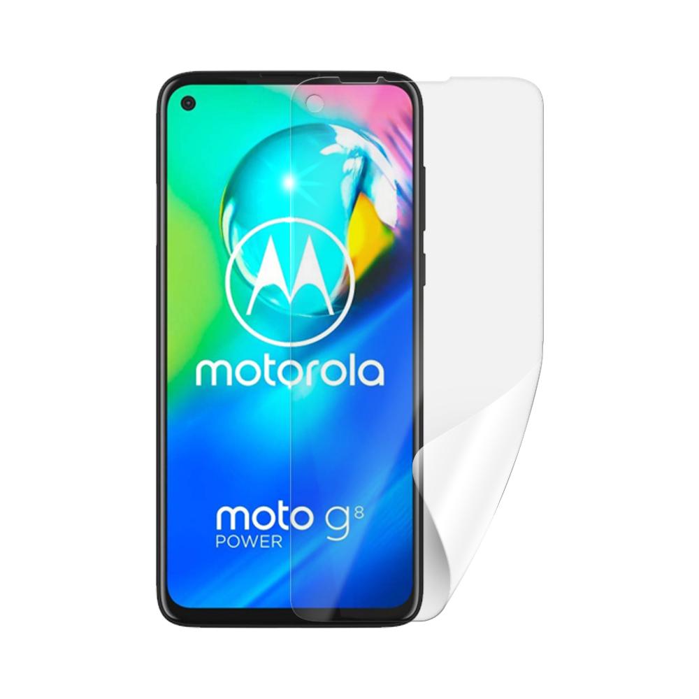 Ochranná fólia Screenshield pre Motorola Moto G8 Power