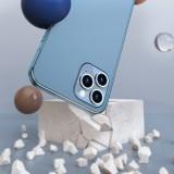 Ochranné pouzdro Baseus Frosted Glass Protective Case pro Apple iPhone 12 Mini, transparentní zelená