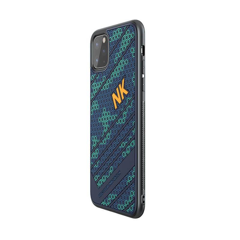 Zadní kryt Nillkin Striker pro Apple iPhone 11 Pro Max, modrá