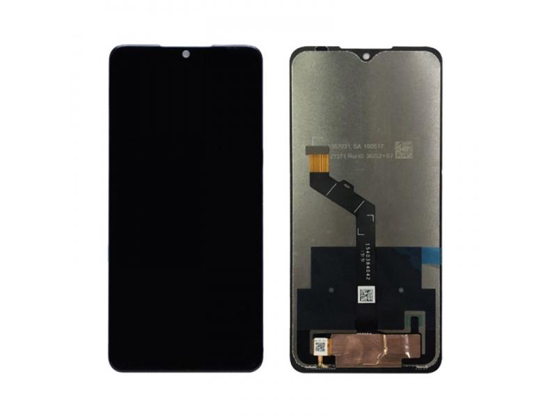 LCD + dotyková doska pre Nokia 7.2, black (OEM)