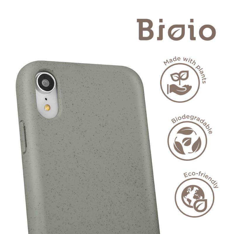 Eko pouzdro Forever Bioio pro Apple iPhone 12 mini, zelená