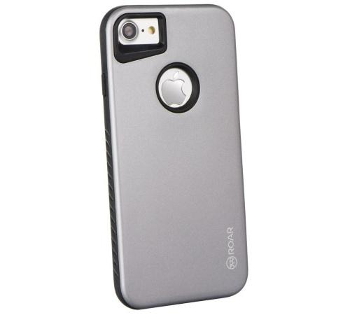 Kryt ochranný Roar Rico Armor pro Apple iPhone 12/12 Pro, šedá