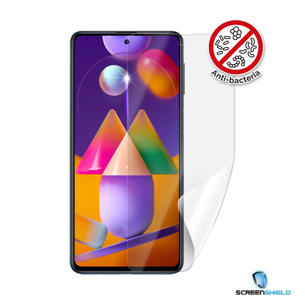 Ochranná fólie Screenshield Anti-Bacteria pro Samsung Galaxy M31s