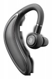 Bluetooth headset Cellularline Bold v ergonomickém tvaru black