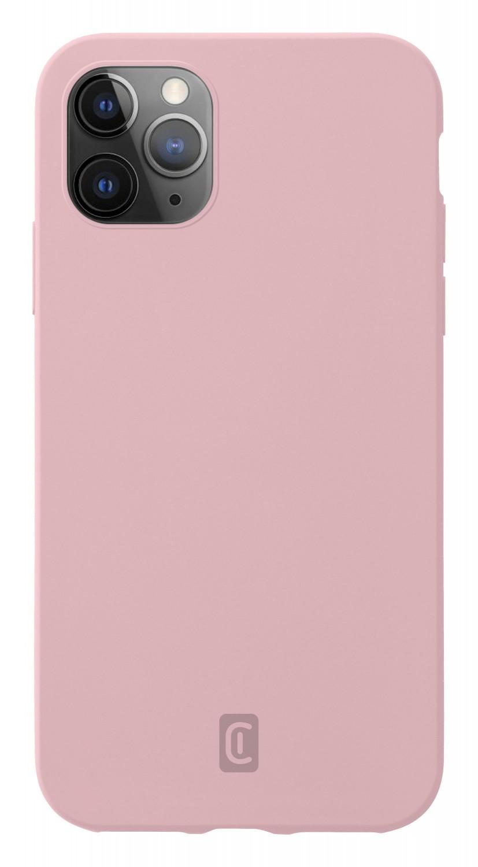 Cellularline Sensation silikonový kryt, pouzdro, obal Apple iPhone 12 Pro Max pink