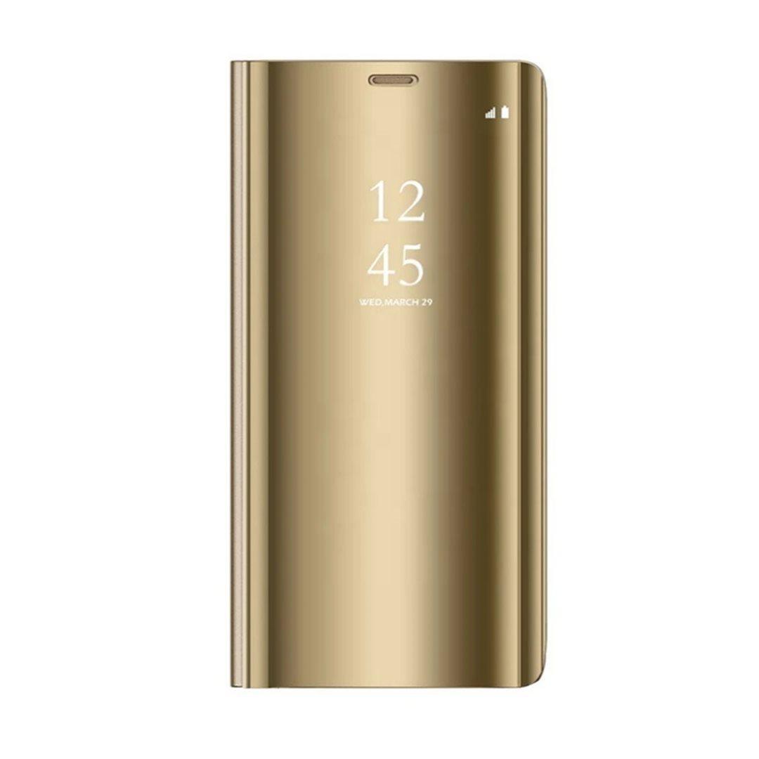 Cu-Be Clear View flipové pouzdro, obal, kryt Xiaomi Redmi 9 gold