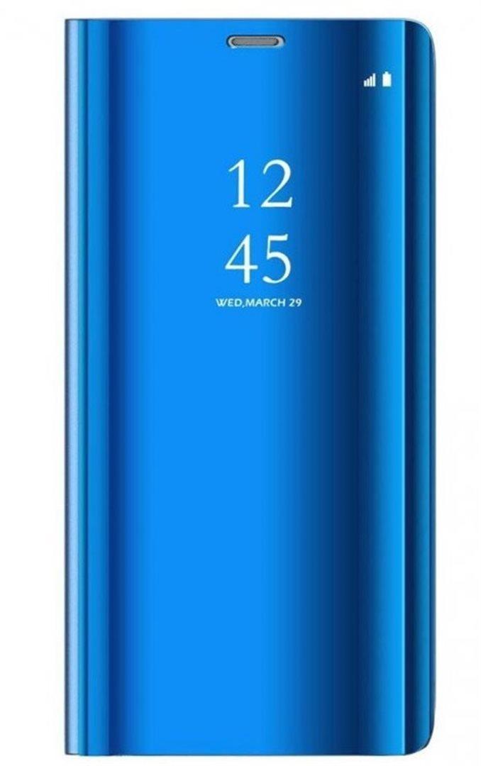 Cu-Be Clear View flipové pouzdro, obal, kryt Huawei P30 Lite blue