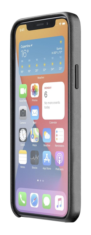 Cellularline Elite zadní kryt, pouzdro, obal na Apple iPhone 12 Pro Max black