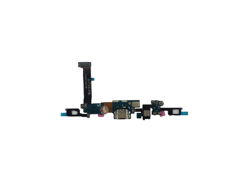 Nabíjecí konektor + Mikrofon pro Samsung Galaxy C7 PRO (2017)