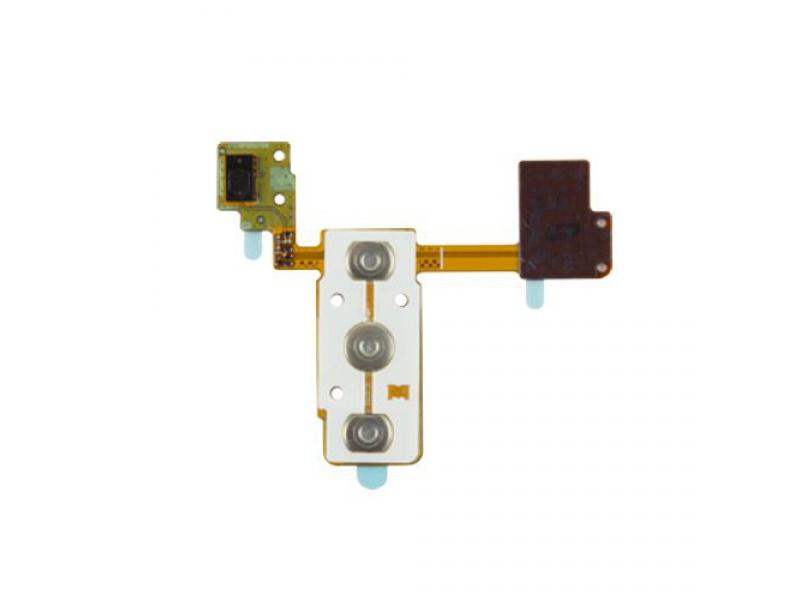 Zapínací tlačítko + ovládání hlasitosti pro LG G3 (D855)