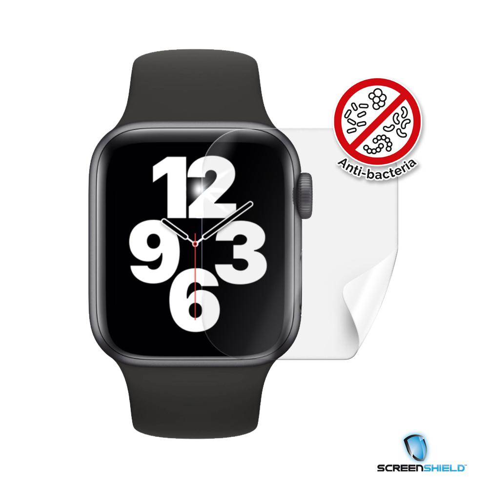Ochranná fólie Screenshield Anti-Bacteria pro Apple Watch SE (40 mm)