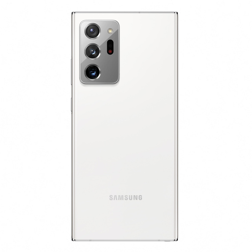 Kryt baterie Samsung Galaxy Note20 Ultra mystic white (Service Pack)