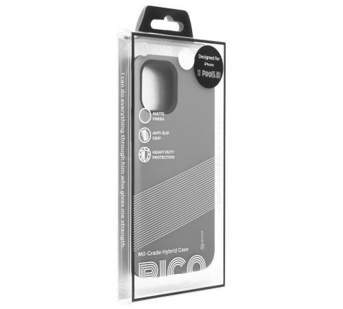 Kryt ochranný Roar Rico Armor pro Xiaomi Redmi 9A, šedá