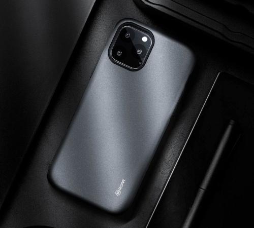 Kryt ochranný Roar Rico Armor pro Samsung Galaxy M31s, šedá