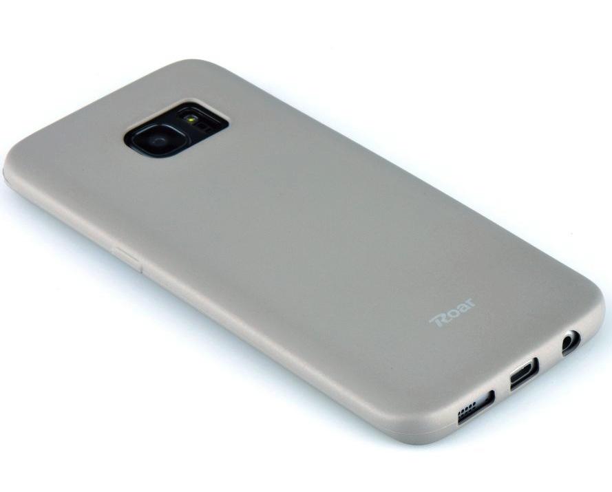 Ochranný kryt Roar Colorful Jelly pro Samsung Galaxy A51, šedá