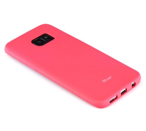 Kryt ochranný Roar Colorful Jelly pro Samsung Galaxy A51 (SM-A515), tmavě růžová
