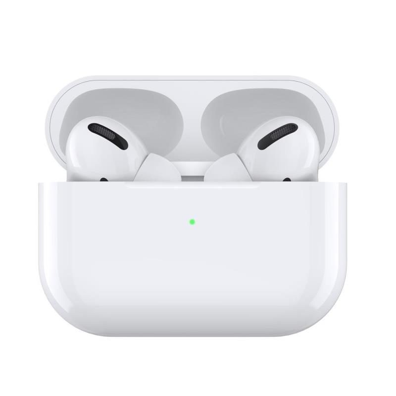 Bluetooth sluchátka Devia TWS Pro BT5.0 bílé