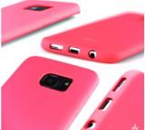 Ochranný kryt Roar Colorful Jelly pro Apple iPhone 12 Pro Max, tmavě růžová