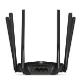 Mercusys MR50G AC1900 WiFi Gb dualband router, 6x pevná anténa