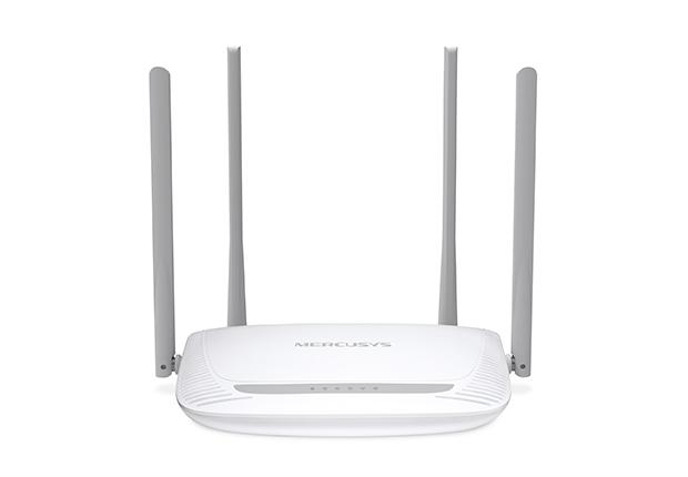 Mercusys MW325R 300Mbps Wifi N router, 4x10/100 RJ45, 4x anténa
