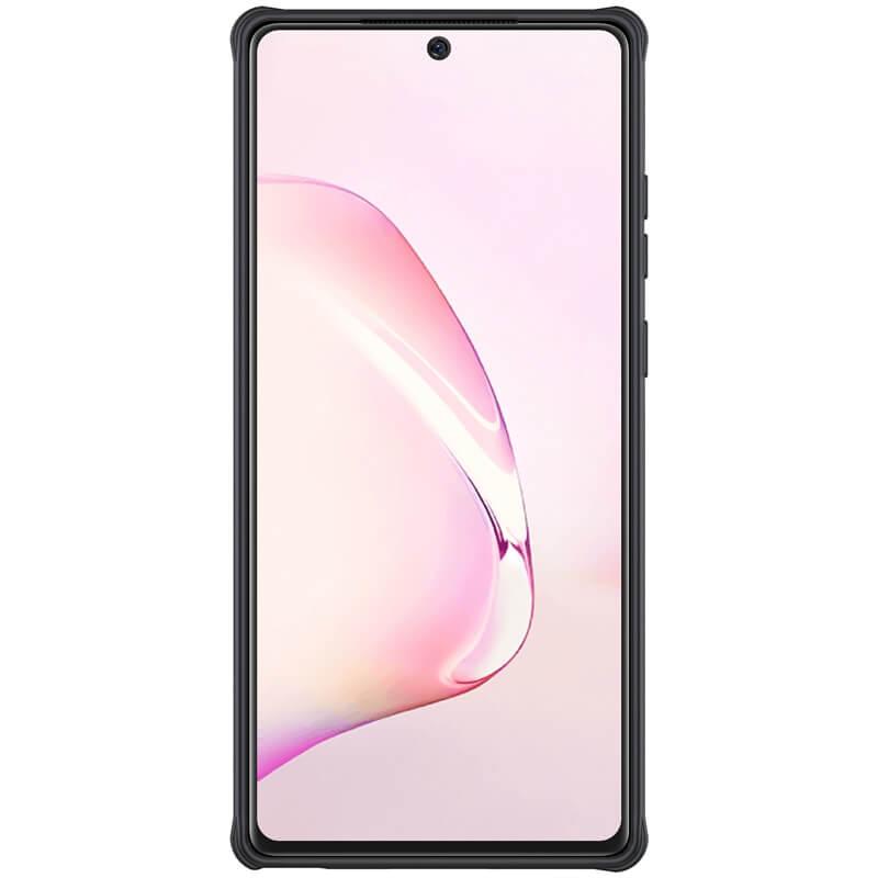 Zadní kryt Nillkin CamShield pro Samsung Galaxy Note 20, černá