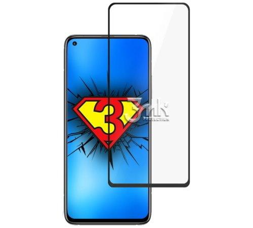 Tvrzené sklo 3mk HardGlass Max Lite pro Xiaomi Mi 10T, Mi 10T Pro, černá