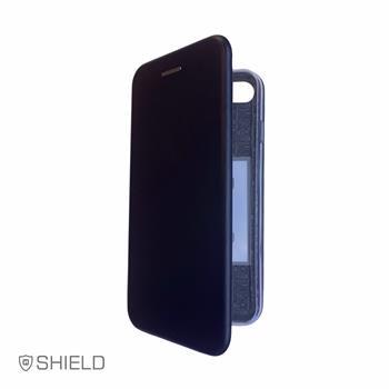 Flipové pouzdro Swissten Shield pro Apple iPhone X/XS, černá