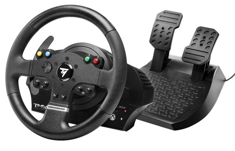 Thrustmaster TMX Force - Sada volantu a pedálů pro Xbox One a PC (4460136)