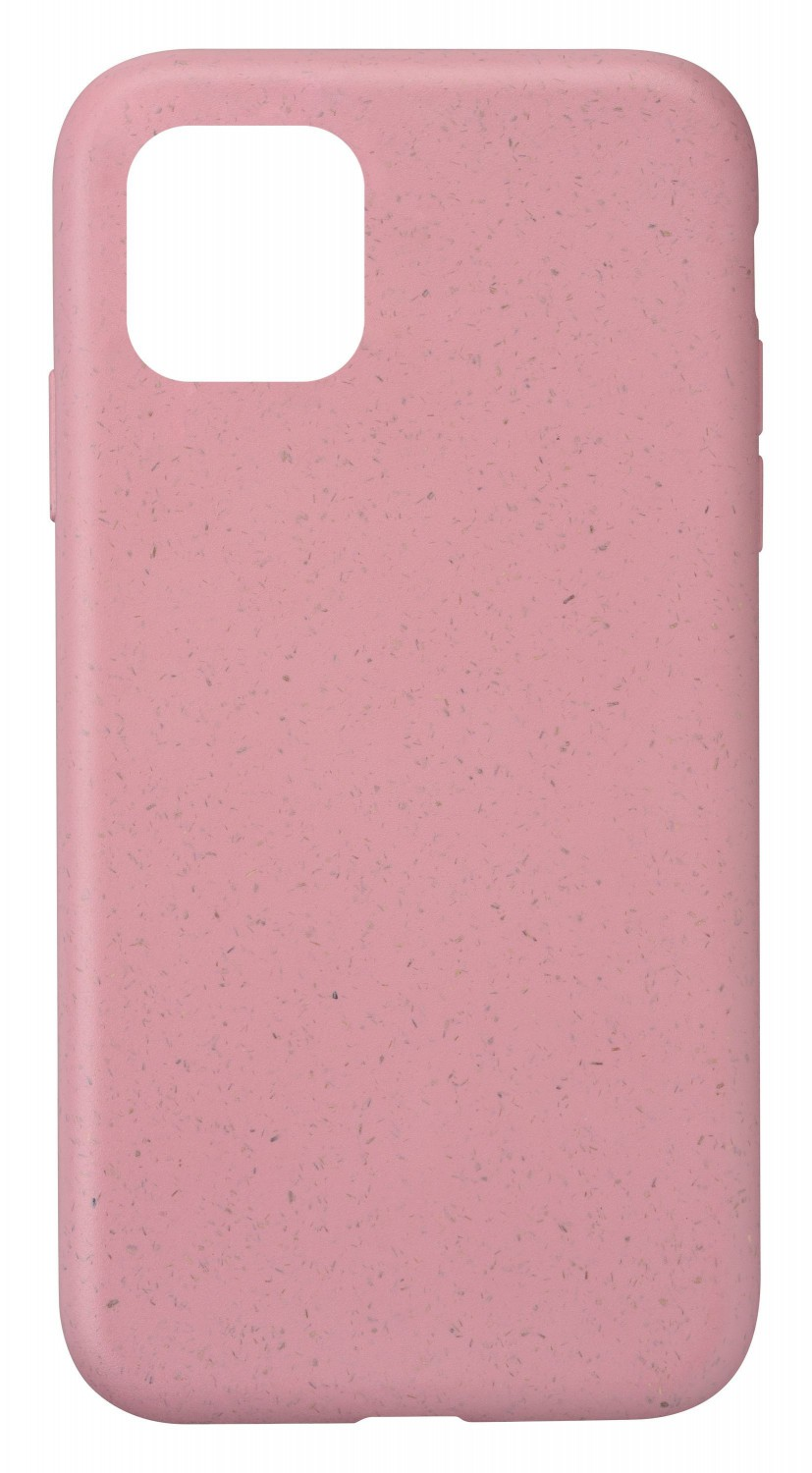 Cellularline Become eko kryt, pouzdro, obal Apple iPhone 12/12 Pro pink