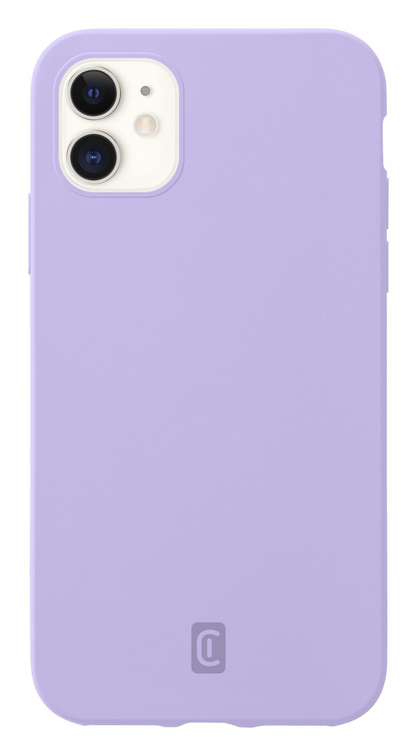 Cellularline Sensation silikonový kryt, pouzdro, obal Apple iPhone 12 mini violet