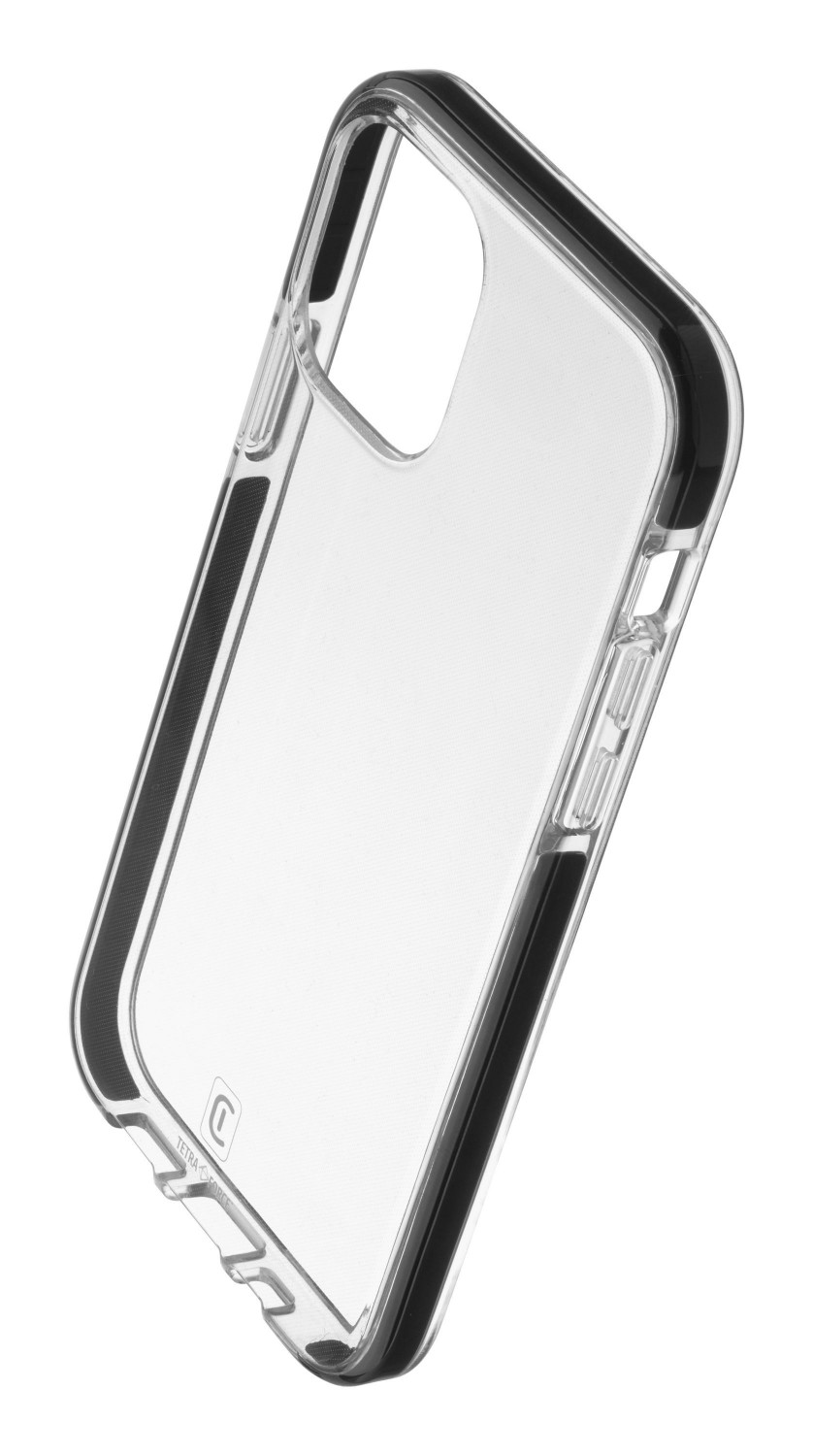 Cellularline Tetra Force Shock-Twist pouzdro, obal, kryt Apple iPhone 12/12 Pro transparent