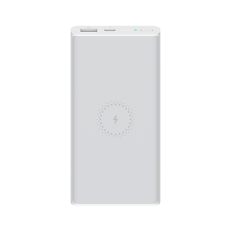 Powerbanka Xiaomi Mi Wireless Essential 10000 mAh, bílá