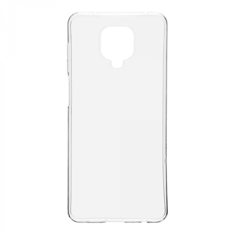Tactical silikonové pouzdro, obal, kryt Xiaomi Redmi Note 9 Pro Max transparent