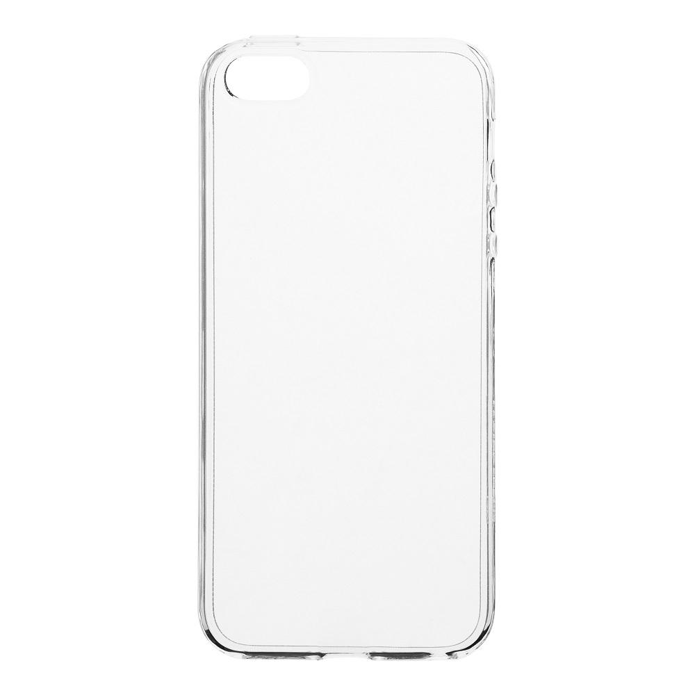 Tactical silikonové pouzdro, obal, kryt Apple iPhone 5/5S/SE transparent